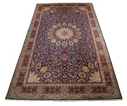 Buy Traditional Persian Tabriz Rug 16.4x9.8