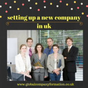 setting up a new company in uk