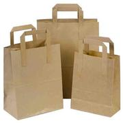 Shop Brown Paper Bags With Handle