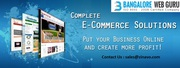 Responsive ecommerce web design Company