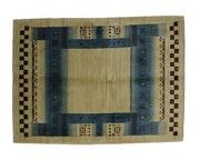 Buy Modern Persian gabbeh Rug 5.6x3.5