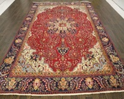 Buy Traditional Persian Tabriz Rug 10.6X7.4