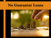 No Guarantor Loans Accessible on Bespoke Deal- Easy Cheap Loan