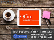 Office Setup | +44-800-078-6054 | Office 365 Login