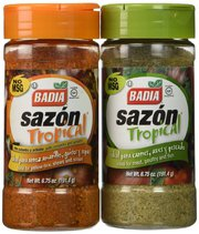 Badia Sazon Tropical Pair 2 x 191.4g