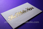 Unique and Traditional Luxury Business Cards Printing