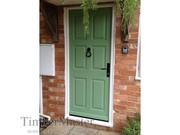 Bespoke Custom Size Front Doors - TimberMaster LTD