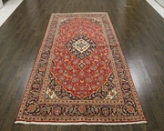 Buy Traditional Persian Kashan Rug 8.3x4.8