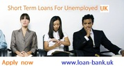 Quick Advice on Short Term Loans for Unemployed People