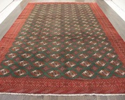 Buy Traditional Persian Torkaman Rug 12.8x10