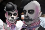 Airport transfer services from London airports to Halloween event venu