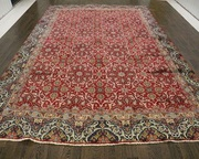 Buy Traditional Persian Moud Rug 11.8x8.9