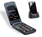 Buy Big Button Flip Mobiles for Old People-Tfone Venus 2 TT31