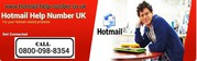 Hotmail Blog UK 0800-098-8354