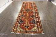 Buy Traditional Persian Shiraz Rug 12x3.7