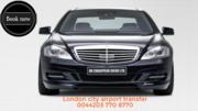 London City Airport Transfer By Worldwide Chauffeur Drive Ltd