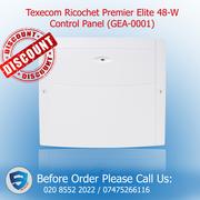 Texecom Ricochet Premier Elite 48-W Control Panel GEA-0001 in UK