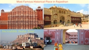 Golden triangle tour with rajasthan at Incredible India Tour  Company