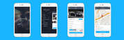 App to rent a Luxurious Sedan (Limousine)