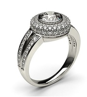 Beautiful,  Hand-Crafted Engagement Ring Collection