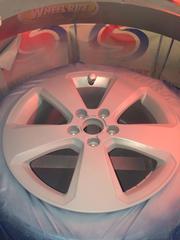 Alloy Wheel Refurbishment Harrogate