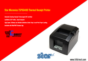 Buy Best Star TSP654IID Bluetooth Printer - POS Printers - Tilldirect