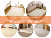 Carpet cleaning services Kensington