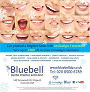 Invisalign Treatment with £500 discount offer