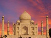 Taj Mahal Tour Packages by Car and train - New Delhi,  India