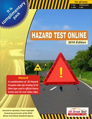 Hazard Perception Test Practice