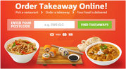 Order your favourite Fast Food Online