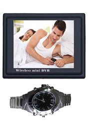 Wireless Hidden Camera Watch in USA | High Quality Camera Watch