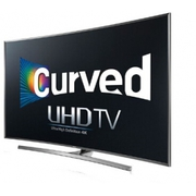 original Samsung 4K UHD JU7500 Series Curved Smart TV
