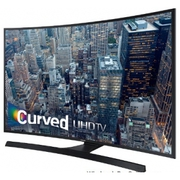2017 Samsung 4K UHD JU6700 Series Curved Smart TV