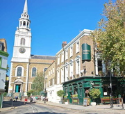 London Clerkenwell,  Farringdon (EC1) airport transfer services