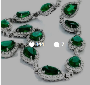 Beautify Yourself with Emerald Jewellery