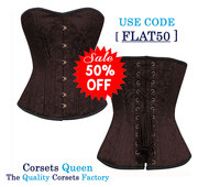 Corset Flat 50% OFF -  Corsets Queen