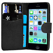 Luxury Magnetic Flip Stand Book Wallet PU Leather Case Cover