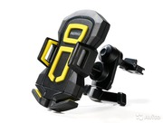REMAX Car Holder RM-C14 Yellow-grey Retail Packing