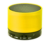 Mini Wireless Bluetooth speaker - Yellow