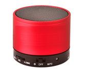 Mini Music Portable Speaker in RED
