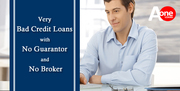 Chance to Explore Very Bad Credit Loans with No Guarantor and No Broke
