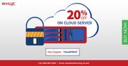 20% OFF on Cloud Hosting