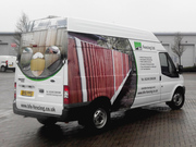 Trailer Graphics and Taxi Graphics Services in Essex