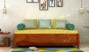Divan: Buy Divan Bed and Divan Sofa Online at Wooden Space