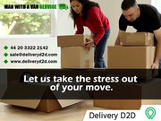 Moving Service - Eastbourne