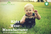 Wholesale Baby Clothes Manufacturers | Kids Clothes Factory