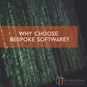 Choose Bespoke Software