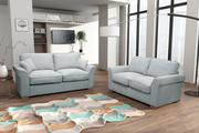 The Hugo 3 + 2  Seater Sofas Range Comfort and Styling Scatter Back