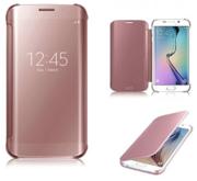 Samsung Galaxy J5 Luxury Mirror Flip Back Case